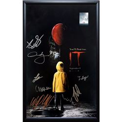 It Signed Movie Poster