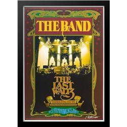 Bob Masse The Band Framed Poster