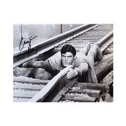 Christopher Reeve Signed 8 x 10 Photo