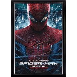 The Amazing Spider-Man  Signed Movie Poster