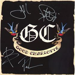 Good Charlotte Band Signed Good Charlotte Self Titled Album