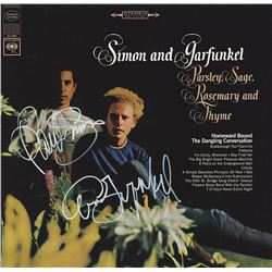 Simon And Garfunkel Signed Parsley, Sage, Rosemary, and Thyme Album