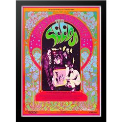 Bob Masse The Seeds Framed Poster