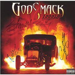 Godsmack Band Signed 1000HP Album