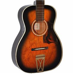 Bing Crosby Rosemary Clooney Signed Darkened Sunset 1950 – 1960s Harmony Model 319.1220000 Vintage