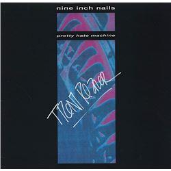 Nine Inch Nails Band Signed The Pretty Hate Machine Album