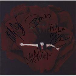 Smashing Pumpkins Band Signed Adore Album