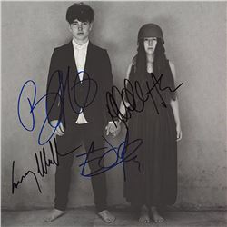 U2 Band Signed Songs Of Experience Album