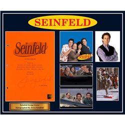Seinfeld Signed Script