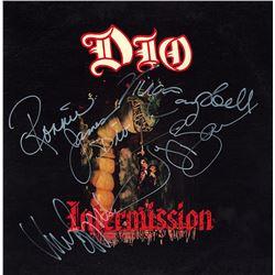 Dio Band Signed Intermission Album