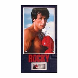 """Sylvester Stallone """"Rocky"""" Signed Photo"""