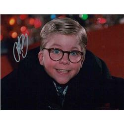 A CHRISTMAS STORY Peter Billingsley Signed Photo