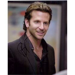Bradley Cooper Signed Photo
