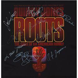 Roots Cast Signed Movie Soundtrack Album