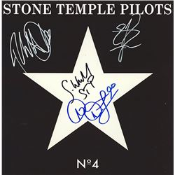 Stone Temple Pilots Signed No 4 Album