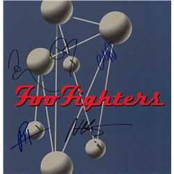 Foo Fighters Band Signed The Colour And The Shape Album