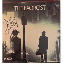 PSA/DNA Linda Blair Signed The Exorcist Album