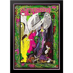 Bob Masse Syd Barrett Framed Poster