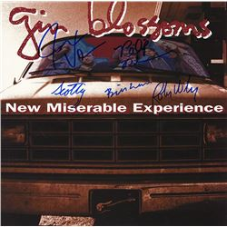 Gin Blossoms Band Signed New Miserable Experience Album