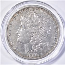 1878-CC MORGAN DOLLAR, AU