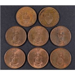 PHILLIPINES COIN LOT: