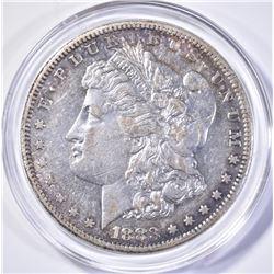 1883-S MORGAN DOLLAR, AU+