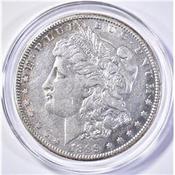 1899-S MORGAN DOLLAR, AU