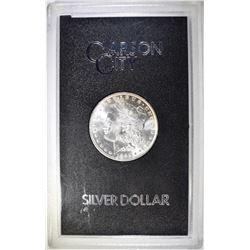 1882-CC GSA MORGAN DOLLAR CH BU IN ORIG PLASTIC