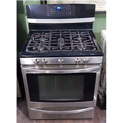 KENMORE ELITE STAINLESS STEEL GAS STOVE