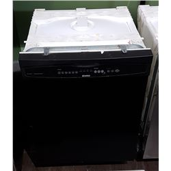 KENMORE DISHWASHER FROM THE TV SET