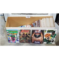 APPROX 97 COLLECTIBLE COMICS