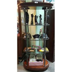 4 TIER DISPLAY STAND