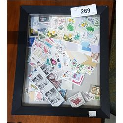 COLLECTION OF APPROX 300 GERMAN STAMPS