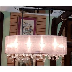 NEW CHANDELIER FROM THE TV SERIES SET