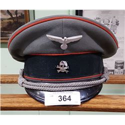 VINTAGE GERMAN MILITARY CAP