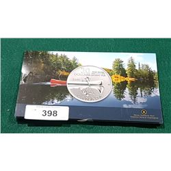 ROYAL CANADIAN MINT 2012 $20 FINE SILVER COIN