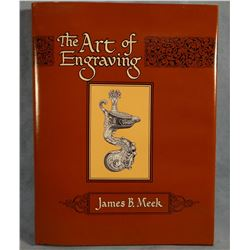Meek, James, The Art of Engraving, A Book Of Instructions, 1980