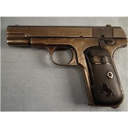 Colt .32 auto, sn 300697, w/ 1 box ammo