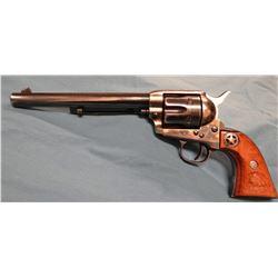 Beretta revolver, .357 Mag, sn 802312, A. Uberti Mfg., 7 1/2  bbl.