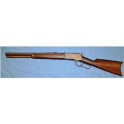"""Winchester 1886,.45-90, 20"""" short oct. bbl, s # 55341, made 1890"""