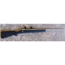 Montana Rifle Company Model 1999 – 7mm Rem Mag, stainless, Synthetic stock, scope rings, S# C15-0092