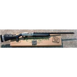 Remington 1100 Competition, 12 ga, semi-auto, carbon fiber stock, adjustable comb, adjustable cheek