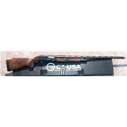 """CZ 612 Trap, 12 ga, pump action, ported barrel, 3 choke tubes, 32"""" barrel, box, s# A142189"""