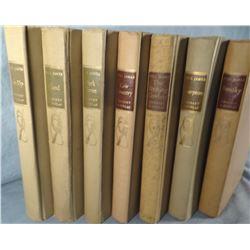 7 books by James, Will, Grossett & Dunlap, Sun-Up, Sand, Smoky, Dark Horse, Scorpion, The Drifting C