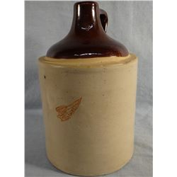 Redwing 1 gal jug, small wing, small chip on shoulder