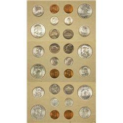1954-P/D/S U.S. Mint Set