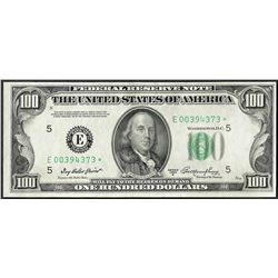 1950A $100 Federal Reserve STAR Note