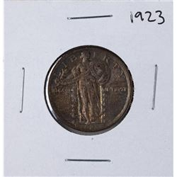 1923 Standing Liberty Quarter Coin