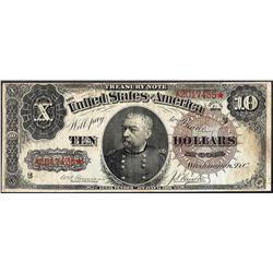 1890 $1 Treasury Note