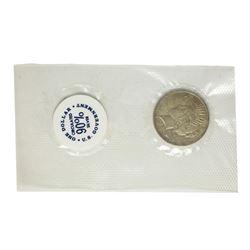 1922 $1 Peace Silver Dollar Coin GSA Soft Pack